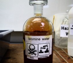 avoid bromine to boost male hormone levels