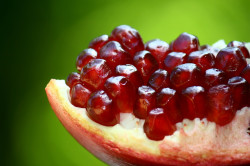 antioxidants in pomegranate will raise testosterone levels