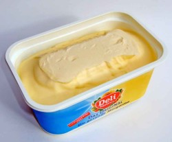 to raise male hormones, skip margarine