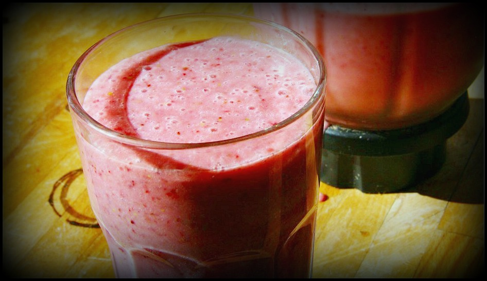 High Testosterone Recipes: Blueberry Pomegranate Smoothie