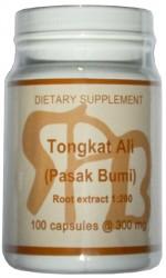 tongkat ali herbal testosterone supplement