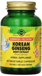ginseng supplement bottle
