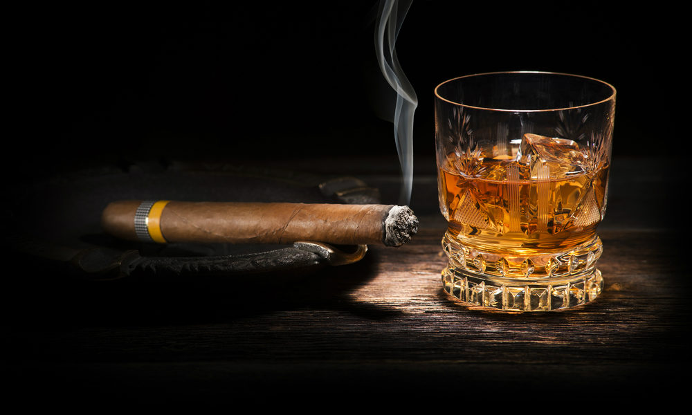 does smoking tobacco or cigar lower testosterone