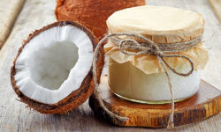 coconut oil and male testosterone levels