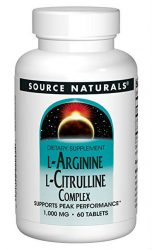 citrulline and arginine as natural penile health supplement