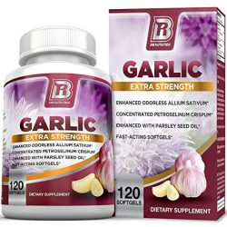 garlic extract erectile supplement