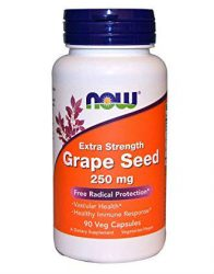grape seed extract for natural ED remedy