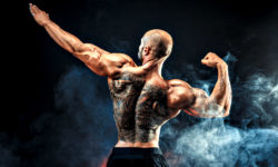 how to build wide broad shoulders naturally