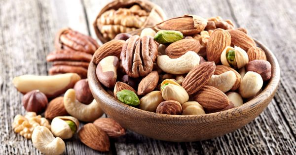 nuts and testosterone levels