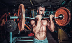 overtraining testosterone