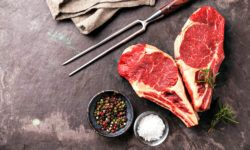 dietary iron and testosterone levels